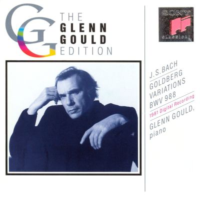 bach goldberg variations bwv 988 1981 recording glenn gould release credits allmusic. Black Bedroom Furniture Sets. Home Design Ideas