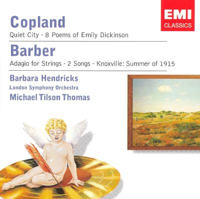 Barber: Knoxville-Summer of 1915; Copland: Eight Poems of Emily ...