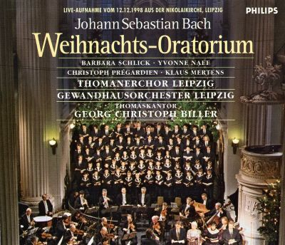 bach weihnachts oratorium germany georg christoph. Black Bedroom Furniture Sets. Home Design Ideas