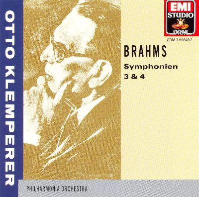 Brahms: Symphonies, etc./Klemperer - Classics Today