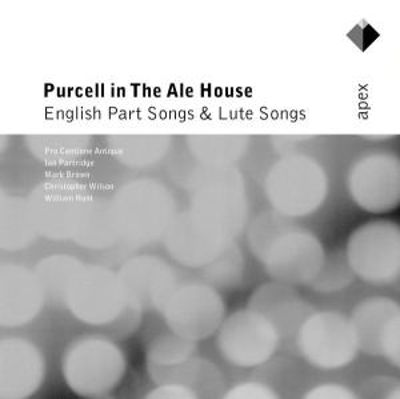 Purcell in the ale house english part songs lute songs for English house music