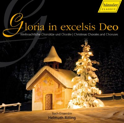 Gloria in excelsis Deo: Christmas Chorales & Choruses - Helmuth Rilling   Songs, Reviews ...