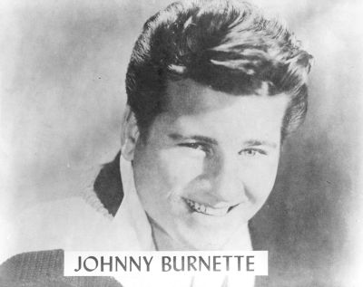 Johnny Burnette