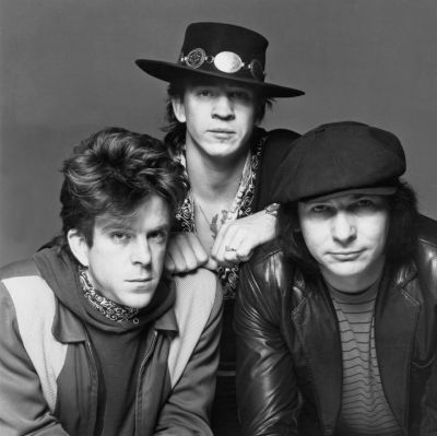 Stevie Ray Vaughan & Double Trouble