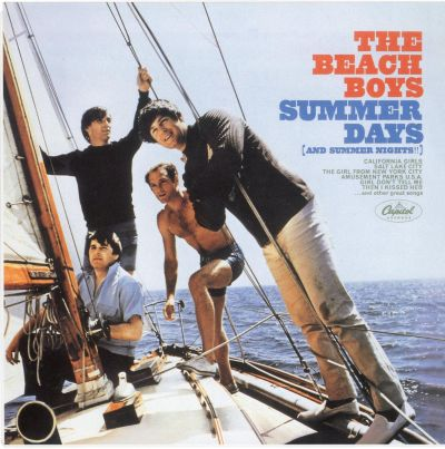 Summer Days Beach Boys Album