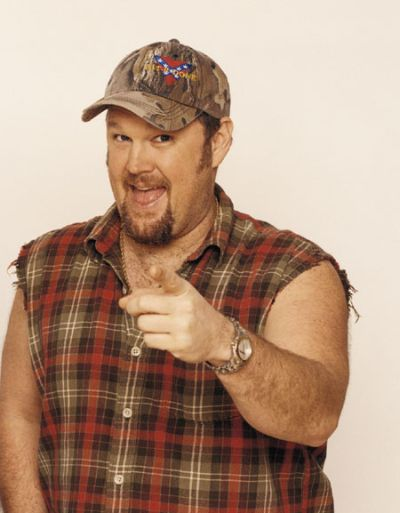 larry the cable guy commercial