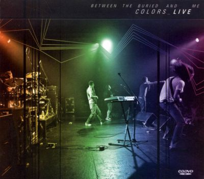 Between The Buried And Me Colors Live