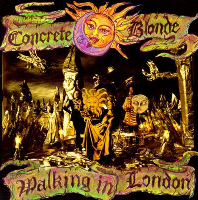 Walking in london concrete blonde songs reviews credits awards allmusic - Cd concreet ...