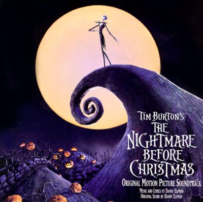 Tim Burton's The Nightmare Before Christmas [Original Motion Picture ...