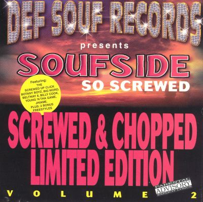 Various - Soufside So Real Compilation H-Town Bounce - My Baby's Mama