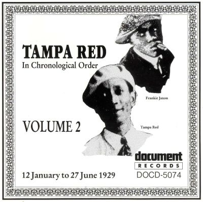 Tampa Red - Complete Recorded Works In Chronological Order Volume 5