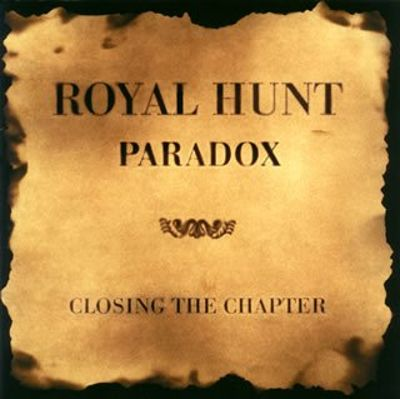 Paradox/Closing the Chapter