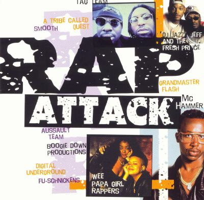 Various - Rap Attack 3