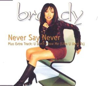 Never Say Never [Germany CD Single]