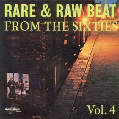 Rare & Raw Beat from Sixties, Vol. 4