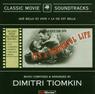 It 39 S A Wonderful Life Original Soundtrack Releases Allmusic