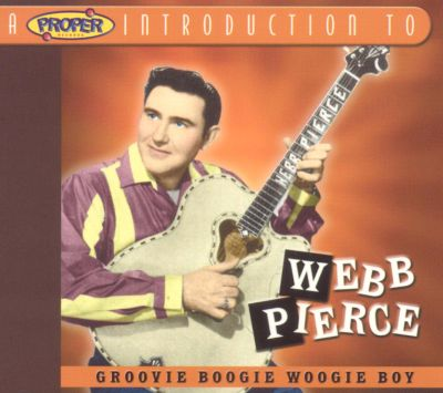Webb Pierce - The Good Lord Giveth / Send My Love To Me