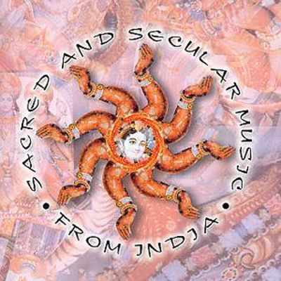 Sacred Secular Music of India