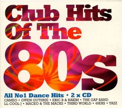 Cd doble club hits of the 80s house urban funk envio for 80s house music hits