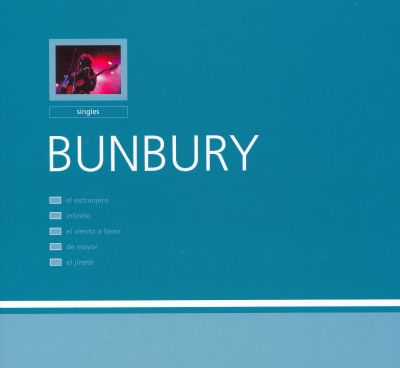 """bunbury latin singles Spain's enrique bunbury is among the most iconic singer/songwriters latin america, and bunbury issued two video singles for the tracks """"la actitud."""