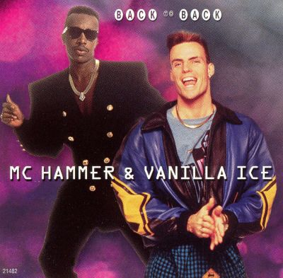 Back to Back: MC Hammer and Vanilla Ice - Various Artists ...