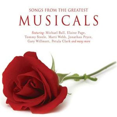 Songs from the Greatest Musicals
