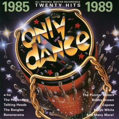 Only dance 1985 1989 various artists songs reviews for Dance music 1989