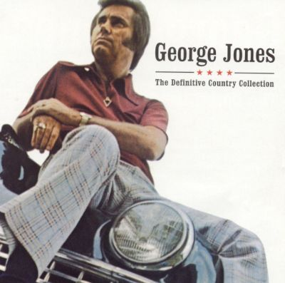 Definitive country collection george jones songs reviews credits