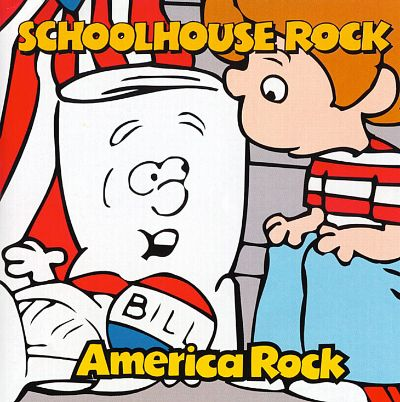 Schoolhouse rock america rock schoolhouse rock songs for Schoolhouse music
