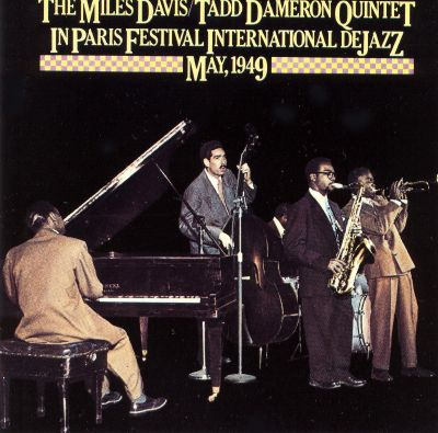 マイルス・デイヴィス/In Paris Festival International De Jazz May, 1949