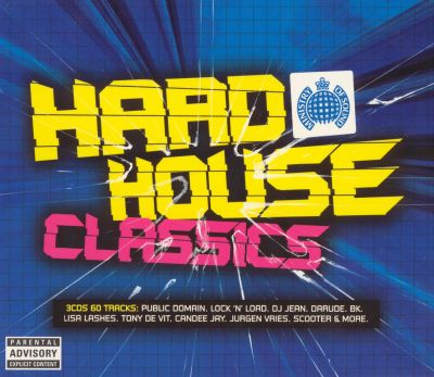 Hard house classics various artists songs reviews for Classic house music tracks