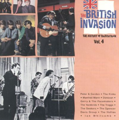 an overview of the british invasion of rock and roll music The uk was mostly a consumer of american-made music  rock and roll records found on pop charts were available in retail stores rhythm and blues was.