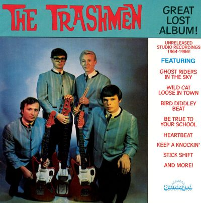 The Trashmen via allmusic.com
