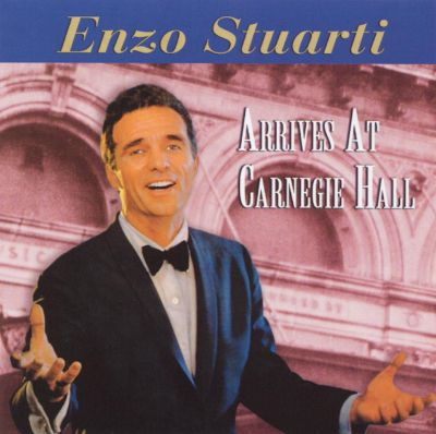 Enzo Stuarti A Vocal Portrait Of Mario Lanza