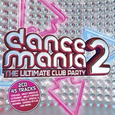 Game Dance Mania Dance Mania Vol 2 Pure