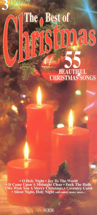 The Best of Christmas: 55 Christmas Songs - Various Artists | Songs, Reviews, Credits | AllMusic