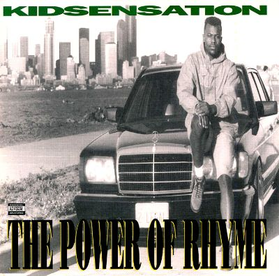 Kid Sensation - The Power of Rhyme (1992)