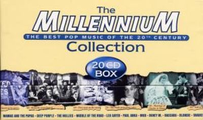The Millennium Collection: The Best Pop Music of the 20th Century