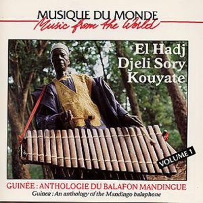 Anthologie Du Balafon Mandigue, Vol. 1