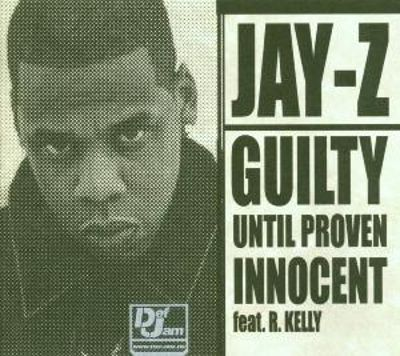 Guilty Until Proven Innocent [Sweden CD]