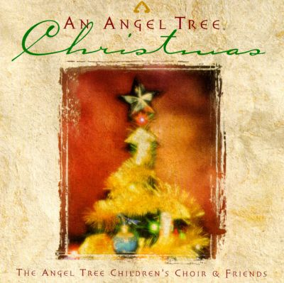 An angel tree christmas