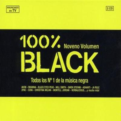 100% Black, Vol. 9: The Singles