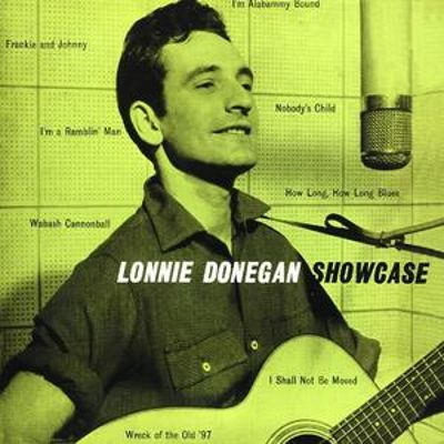 Lonnie Donegan and the Birth of British Rock & Roll, by Patrick ...