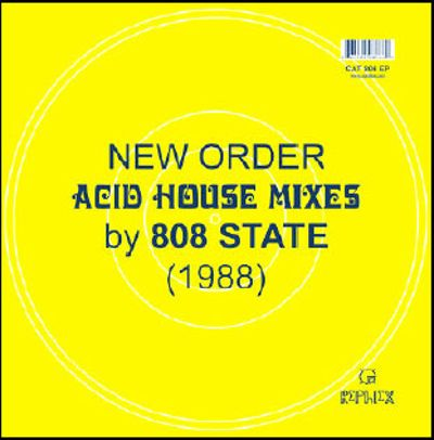 Acid house mixes by 808 state 1988 new order songs for Acid house music 1988