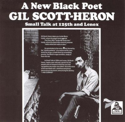 Gil Scott Heron the vulture