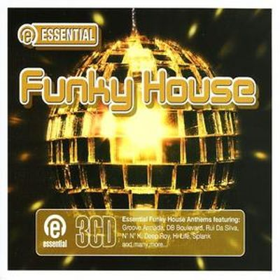 Essential funky house various artists songs reviews for Funky house tracks