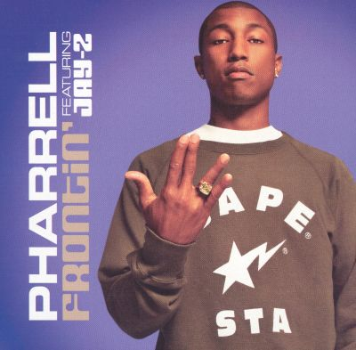 Albums produced by Pharrell Williams