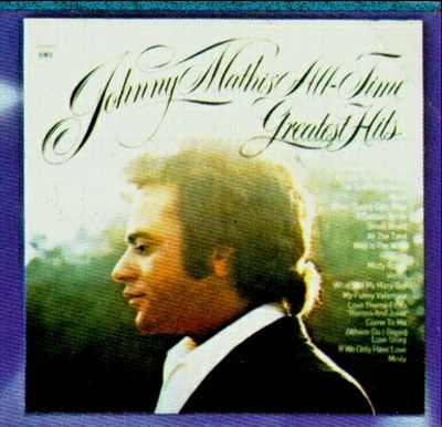 Johnny Mathis Christmas Johnny Mathis' All-time