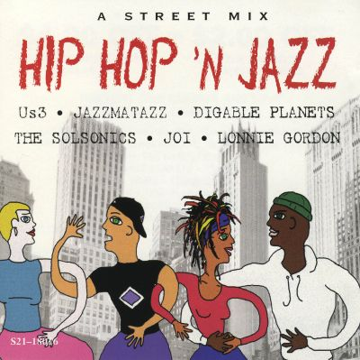 Various - Hip - Hop Jazz 90's Volume 6
