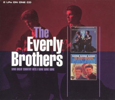 The Everly Brothers - Gone Gone Gone (Chords)